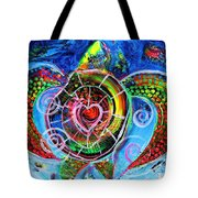Sea Turtle Conservation 1 Tote Bag