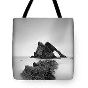 Seascape Rocks - Bow Fiddle Tote Bag
