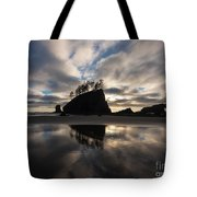 Second Beach Seastack Clarity Tote Bag