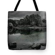 Secret Place No 3 Tote Bag by Bob Orsillo