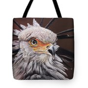 Secretary Bird Tote Bag