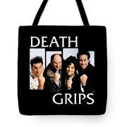 Seinfeldblackflag Tote Bag