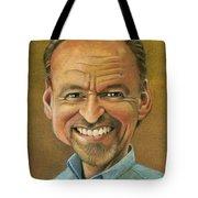 Self Caricature Tote Bag