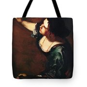 Self Portrait As The Allegory Of Painting 1639 Tote Bag