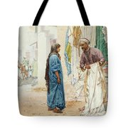 Selling The Gown Tote Bag