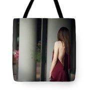 Sensual Lady Tote Bag