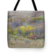 September Perfection On The Western Edge Tote Bag