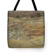 September Reverie In Dakota West Tote Bag