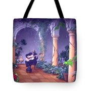 Sergovia In A Spanish Garden Tote Bag