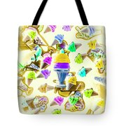 Served Ice-cream Cold Tote Bag