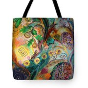 Seven Spices Of Holy Land I Tote Bag