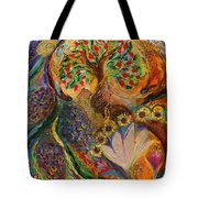 Seven Spices Of Holy Land Iv Tote Bag