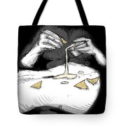 Sexy Queso Tote Bag