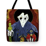 Shadow Priest Tote Bag