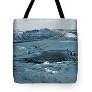Shadowy Grasslands Tote Bag