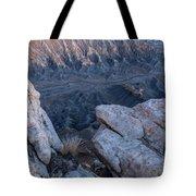 Shale Mountain Tote Bag