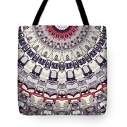 Shape Of The Sun Tote Bag