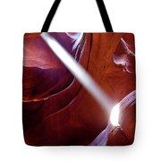 Sharp Light Tote Bag
