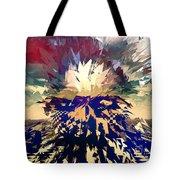 Shattered Tote Bag