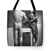 Shaving Tote Bag
