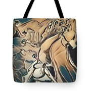 Sheppherds Temple Tote Bag