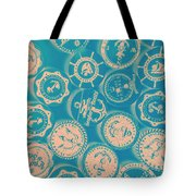 Ship Shape Nautical Designs Tote Bag