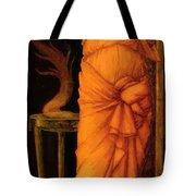 Sibylla Delphica Tote Bag