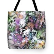 Silent Surface Tote Bag