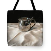 Silver Cup Tote Bag