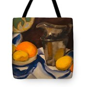 Silver Pitcher  Tote Bag