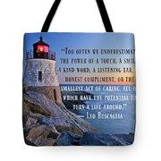 Simplicity Of Life 822 Tote Bag