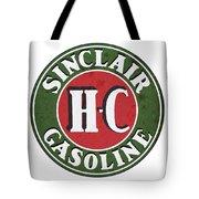 Sinclair Gasoline Tote Bag