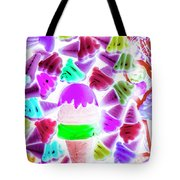 Sinking Into Sweet Uncertainty Tote Bag