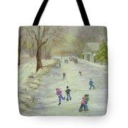 Skaters Tote Bag