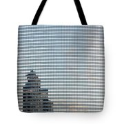 Sky Scrapers Tote Bag