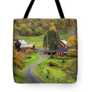 Sleepy Hollow Farm Tote Bag