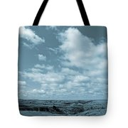 Slope County And Sky Tote Bag