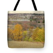 Slope County September Splendor Tote Bag