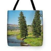Slough Creek Tote Bag