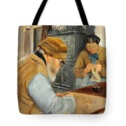 Smallholders In The Village Of Ring Tote Bag