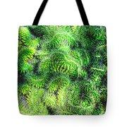Snake Cactus Tote Bag