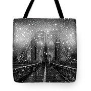 Snow Collection Set 04 Tote Bag