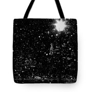 Snow Collection Set 11 Tote Bag
