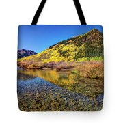 Snowmass Creek Tote Bag