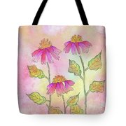 So Pretty In Pink Tote Bag