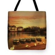 Soft And Warm Tote Bag