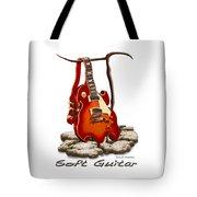 Soft Guitar - 3 Tote Bag