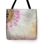 Softly Gerbera Tote Bag