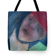 Soldier In Battle Tote Bag