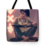 Sonnie's Edge Tote Bag by Pete Tapang